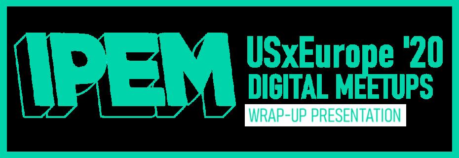 UsxEurope DM wrap up logo